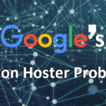 Google's Call on Hoster Problems