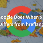 What Google Does When xml:lang Differs from Hreflang