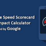 Mobile Speed Scorecard and Impact Calculator Introduced by Google