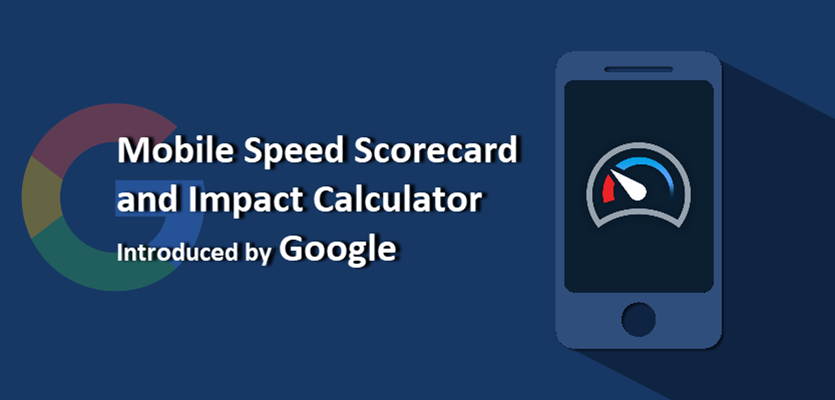 Mobile Speed Scorecard and Impact Calculator Introduced by