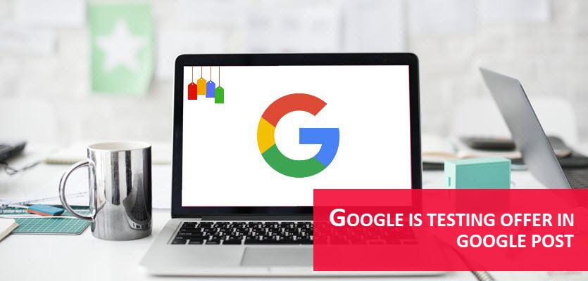 Google Testing Offer
