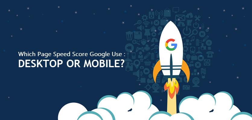 Desktop & Mobile Page Speed