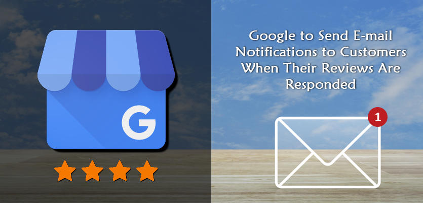 Google to Send Email Notifications