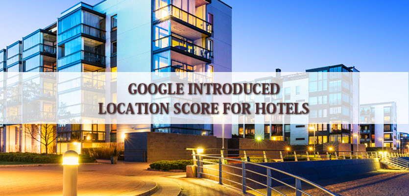 Location Score for Hotels