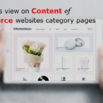 Google's View on Content of E-Commerce Websites Category Pages
