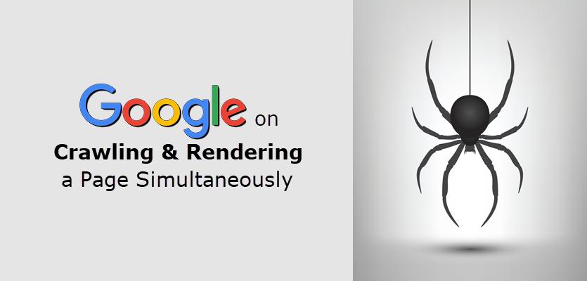 Google on Crawling & Rendering Webpage