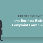 Expected Outcome Time After Business Redressal Complaint Form Submission