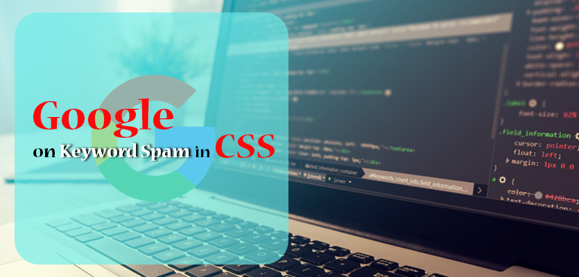Keyword Spam in CSS