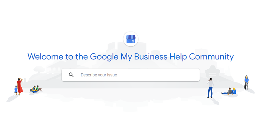New Google My Business Community
