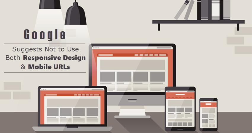 Responsive Design & Mobile URLs