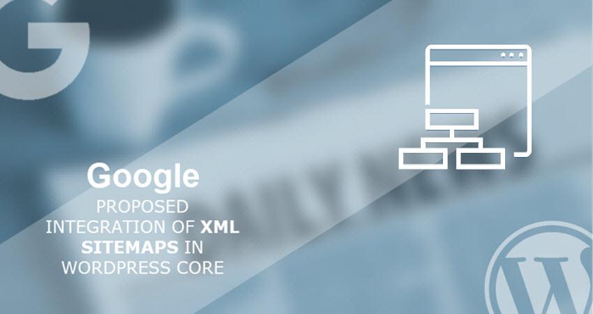 XML Sitemap in WordPress Core