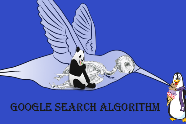 Google search algorithm in 2014