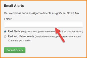 Algoroo Alert