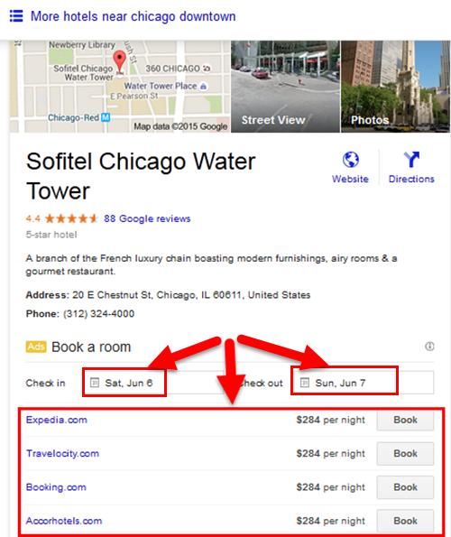 Sofitel Chicago 2