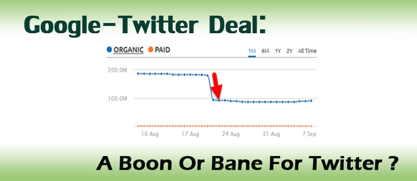 Google-Twitter Deal: A Boon Or Bane For Twitter