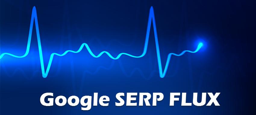 Google SERP FLUX