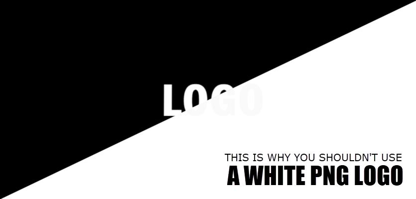 White PNG Logo