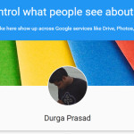 Google's About Me Tool: Take Control Of Your Personal Information Shown By Google's Services