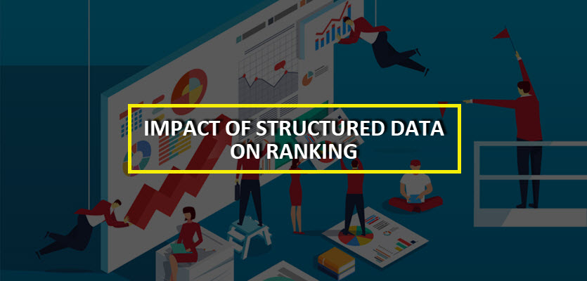 Structure Data Impact on Ranking