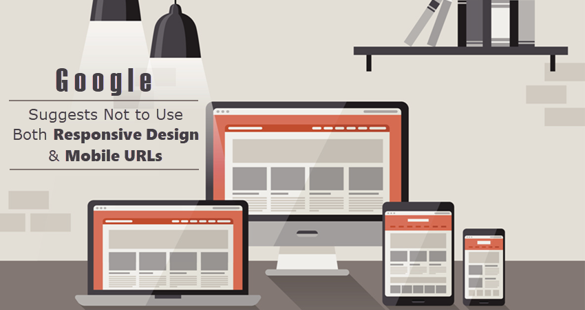 Responsive Design & Mobile URLs