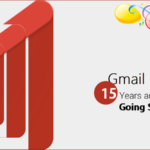 Gmail : 15 Years and Going Strong