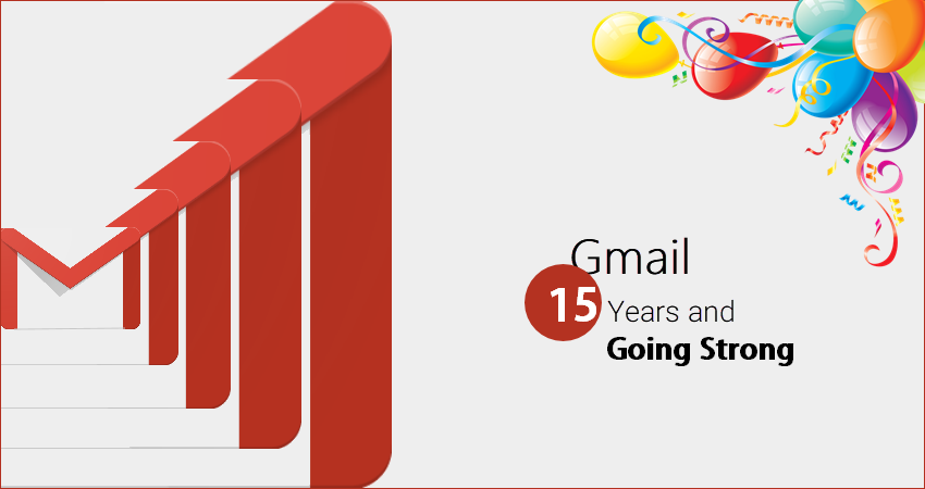Happy B'day Gmail