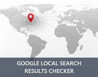 Google Local Search Results Checker