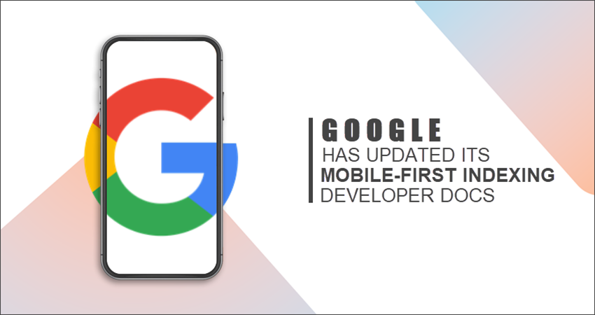 Google Mobile-First Indexing Developer Docs Update