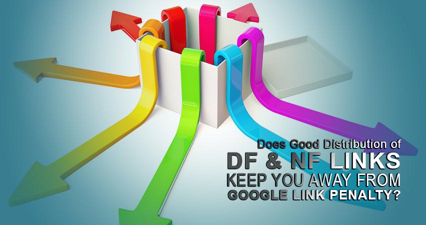 Distribution of DF & NF Links