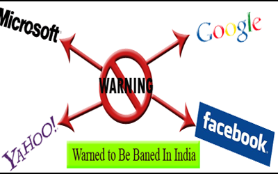 Google And Facebook VS India : Democracy Killing Democracy