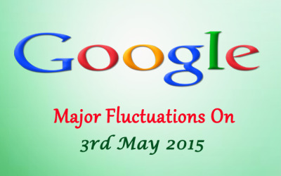Major Google Update On 03rd May 2015: What Exactly Happened