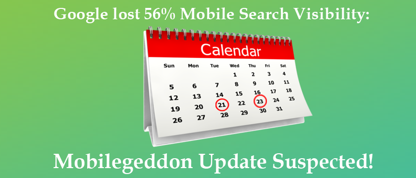 Mobilegeddon Update