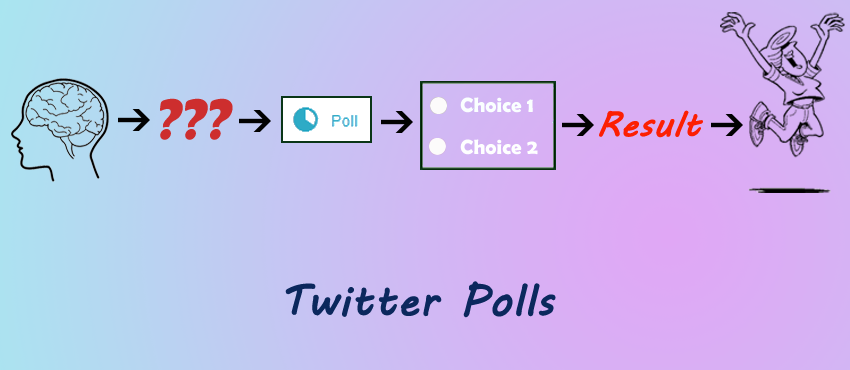 Twitter Polls: A Safe Way To Know Other's Opinion In 24 Hrs