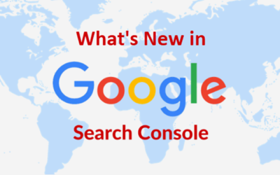 What's New in Google's New Search Console?