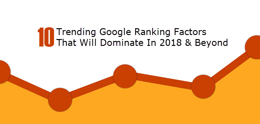 Top 10 Google Ranking Factors