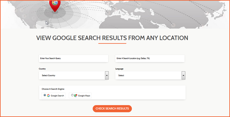 Local SERP Checker Tool