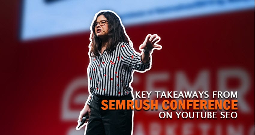 Aleyda Solis on YouTube SEO