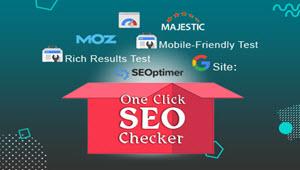 One Click SEO Checker